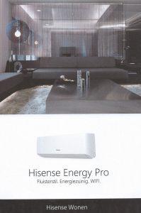 Aanbieding Hisense pro 2,6 kw R32